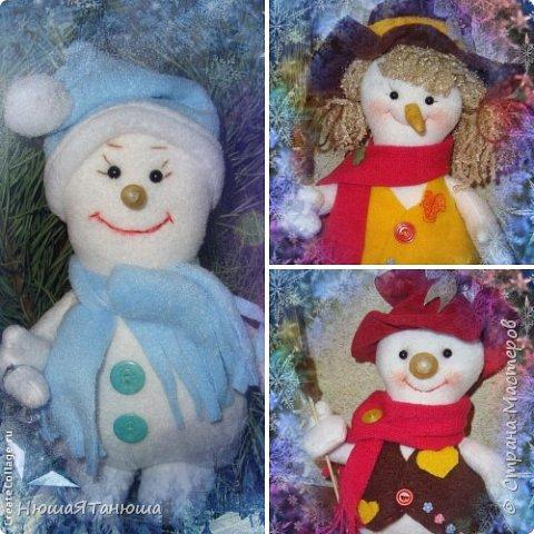 и снова снеговички) фото 3