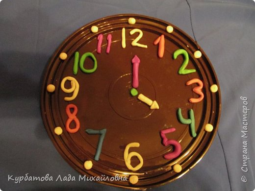 """Создаем """"Часы"""". фото 1"""