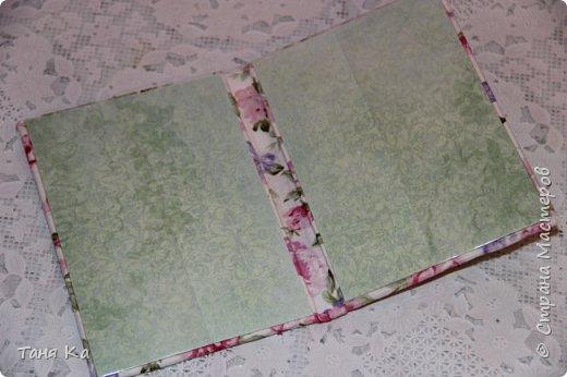 Всем привет! Сделала еще три обложечки на паспорт. Так мне нравится их делать))))...У меня совсем не новогоднее настроение...Нет вдохновения на новогодние открытки...Творю, что душе угодно) фото 5