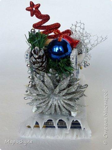 Здравствуйте, дорогие жители Страны! Сегодня хочу показать работы к Новому году. Начну, пожалуй, с бутылочки новогоднего напитка. фото 19