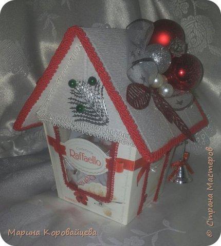 Скоро, скоро Новый Год!!! Спасибо огромное Ирине Рязаночке за идею и мастеркласс! До неё мне конечно учиться и учиться, но я старалась. :) фото 7