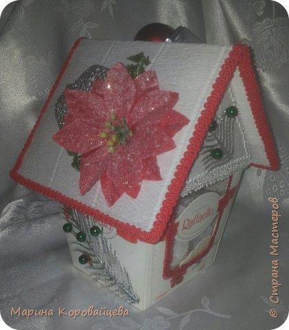 Скоро, скоро Новый Год!!! Спасибо огромное Ирине Рязаночке за идею и мастеркласс! До неё мне конечно учиться и учиться, но я старалась. :) фото 8