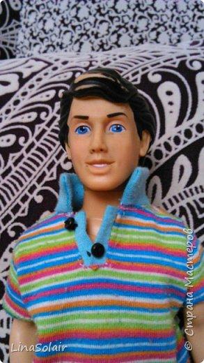Всем привет, с вами Лина Солаир, и сегодня я познакомлю вас с нашими куклами. Сразу хочу извиниться перед вами за качество фото. Просто снимаю на телефон. Итак, давайте знакомиться! фото 4