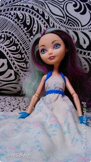 Всем привет, с вами Лина Солаир, и сегодня я познакомлю вас с нашими куклами. Сразу хочу извиниться перед вами за качество фото. Просто снимаю на телефон. Итак, давайте знакомиться! фото 15