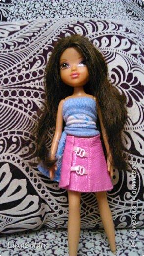 Всем привет, с вами Лина Солаир, и сегодня я познакомлю вас с нашими куклами. Сразу хочу извиниться перед вами за качество фото. Просто снимаю на телефон. Итак, давайте знакомиться! фото 11