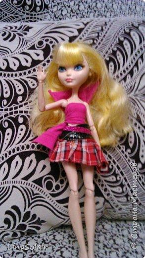Всем привет, с вами Лина Солаир, и сегодня я познакомлю вас с нашими куклами. Сразу хочу извиниться перед вами за качество фото. Просто снимаю на телефон. Итак, давайте знакомиться! фото 8