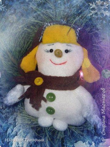 и снова снеговички) фото 5
