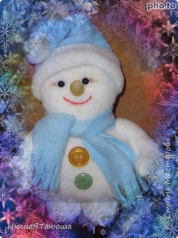 и снова снеговички) фото 1