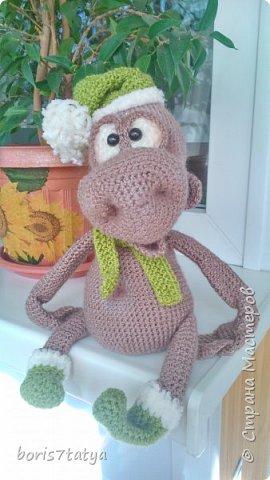 Всем привет! Хочу показать какие у меня получились обезьянки фото 2