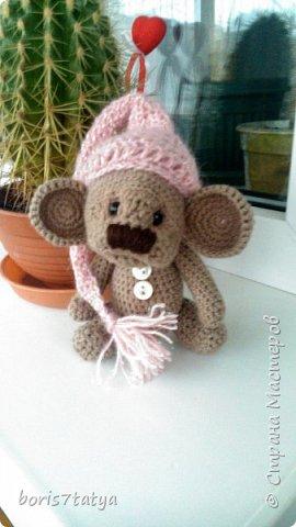 Всем привет! Хочу показать какие у меня получились обезьянки фото 8
