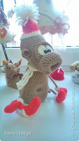 Всем привет! Хочу показать какие у меня получились обезьянки фото 10