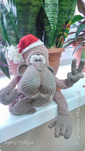 Всем привет! Хочу показать какие у меня получились обезьянки фото 6