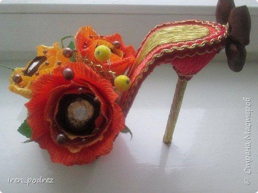 Вот такие чудесные туфельки получились! фото 5