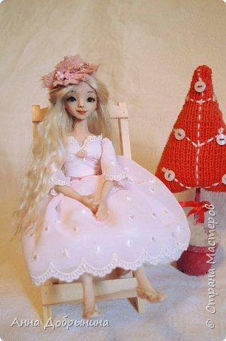 Новые куколки с ароматом ванили и корицы=)  фото 1