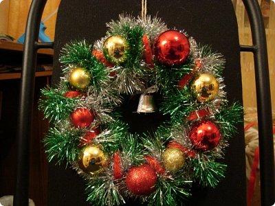 """Добрый вечер!!! Хочу Вам показать мои работы, которые я делала для игры """"Рождество приходит в дом"""". Посылочка уже получена, так что смотрите... фото 13"""