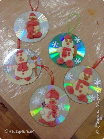 Еще раз здравствуйте! хочу показать новогодние работы своих учеников. Вот такие дед морозики получились у третьеклашек. Спасибо большое за МК: https://stranamasterov.ru/node/476488?c=favorite фото 20