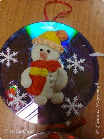 Еще раз здравствуйте! хочу показать новогодние работы своих учеников. Вот такие дед морозики получились у третьеклашек. Спасибо большое за МК: https://stranamasterov.ru/node/476488?c=favorite фото 36