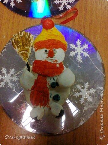Еще раз здравствуйте! хочу показать новогодние работы своих учеников. Вот такие дед морозики получились у третьеклашек. Спасибо большое за МК: https://stranamasterov.ru/node/476488?c=favorite фото 37