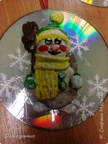 Еще раз здравствуйте! хочу показать новогодние работы своих учеников. Вот такие дед морозики получились у третьеклашек. Спасибо большое за МК: https://stranamasterov.ru/node/476488?c=favorite фото 38
