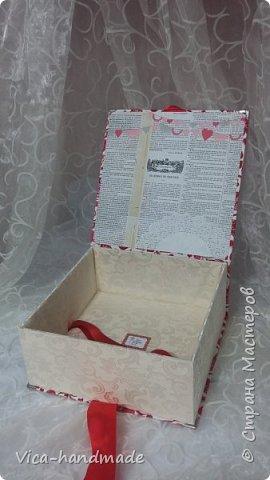 Привет!!! Скоро Новый год!!! С чем всех и поздравляю!!! А у меня ЛЮБОВЬ!!! Альбом заказала мне девушка в подарок для мужа!!! Как обычно, с коробкой для хранения... фото 4