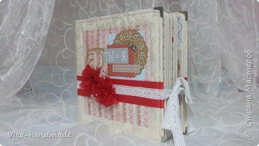 Привет!!! Скоро Новый год!!! С чем всех и поздравляю!!! А у меня ЛЮБОВЬ!!! Альбом заказала мне девушка в подарок для мужа!!! Как обычно, с коробкой для хранения... фото 7