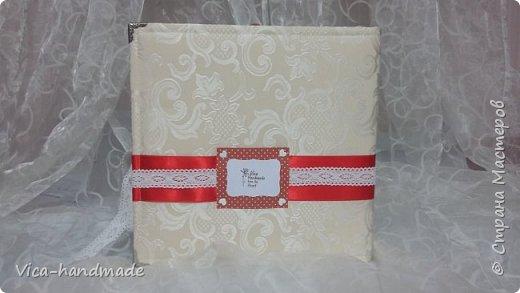 Привет!!! Скоро Новый год!!! С чем всех и поздравляю!!! А у меня ЛЮБОВЬ!!! Альбом заказала мне девушка в подарок для мужа!!! Как обычно, с коробкой для хранения... фото 42
