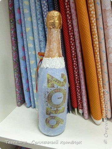 Новогоднее шампанское фото 3