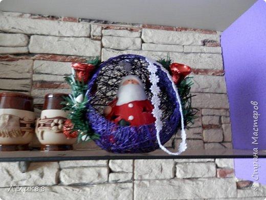 Новогодние шары фото 6