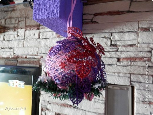 Новогодние шары фото 3