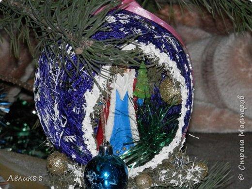 Новогодние шары фото 4