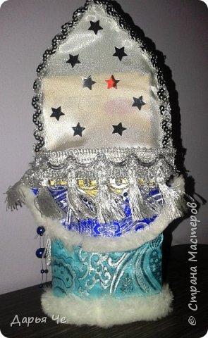 Теперь и у меня есть Алёнушка!!!  Делала по фото снегурочек ПроБелки. фото 2