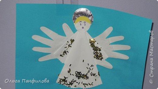 В воскресной школе готовимся к Рождеству Христову. Коллективная работа детей. фото 4