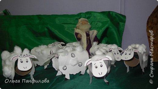 В воскресной школе готовимся к Рождеству Христову. Коллективная работа детей. фото 3