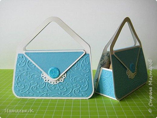 Здравствуйте всем, всем!  Предлагаю МК  сумочки - упаковки. В такой сумочке можно подарить небольшой подарок, можно деньги подарить скрутив в трубочку... и т. д. фото 39
