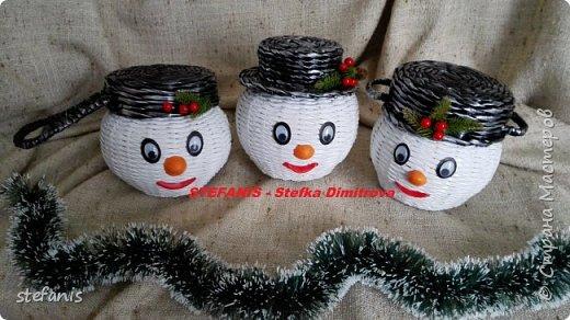снеговики :) фото 1