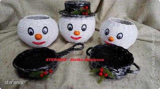 снеговики :) фото 3