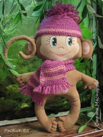 Анфиска- игровая кукла. Можно одевать-раздевать, расчесывать. фото 7