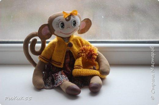 Анфиска- игровая кукла. Можно одевать-раздевать, расчесывать. фото 4