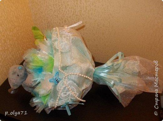 Здравствуйте!!!Очень рада всем! Вот накопилось за декабрь)) Опять бутылочки и букетики(в подарок) фото 34