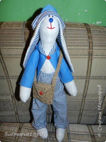 Тильды зайцы в подарок подругам фото 6