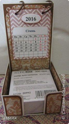 Всем привет. Покажу работы, которые сделала за последние месяцы.   Очень понравилась идея календаря  у Альбины https://stranamasterov.ru/node/343396 , решила сделать. Это первый календарь. фото 6
