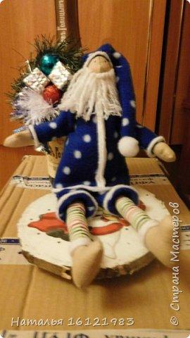 Эта игрушка сшита для школьного методиста.  фото 1