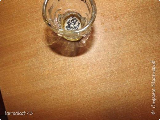 Задумала брату на юбилей отдекупажить бутылку. Ну и понеслось.... Бутылка есть в пиратском стиле. А к ней надо сундук. Потом в сундук карту пиратов, монеты... фото 13