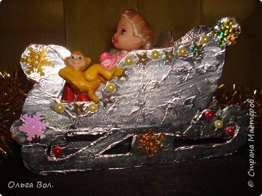 Новогодняя композиция в детский сад. фото 4