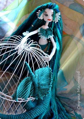 Амигуруми Серена фото 10