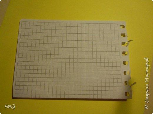 Привет СМ! В прошлой записи мы делали тетрадки (https://stranamasterov.ru/node/989569), поэтому я решила сделать папку для тетрадок. Начнем! фото 3
