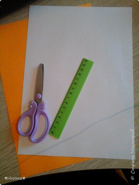 мини-блокнотик из бумаги МК фото 2