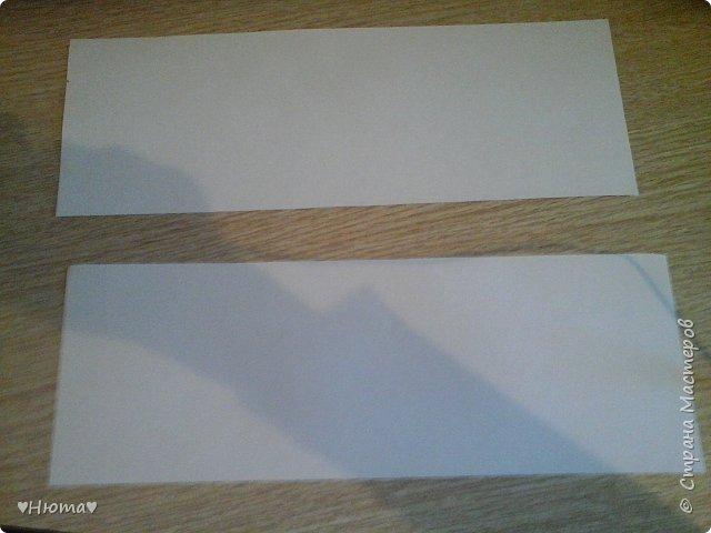 мини-блокнотик из бумаги МК фото 4
