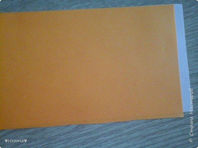 мини-блокнотик из бумаги МК фото 5