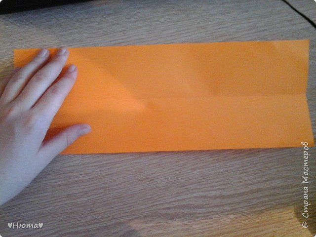 мини-блокнотик из бумаги МК фото 7